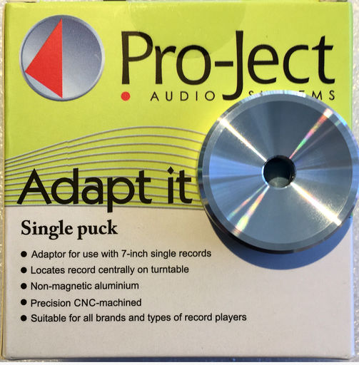 Pro-Ject Adapt It -singlekeskiö