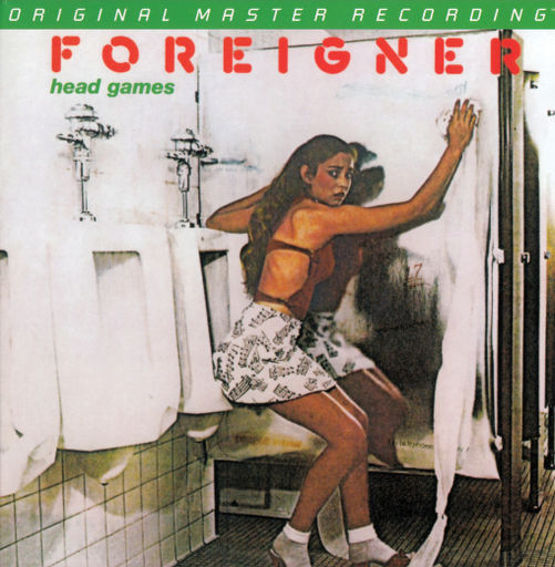 Foreigner : Head Games