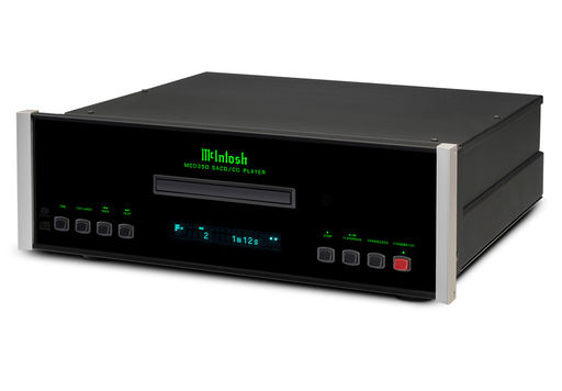 McIntosh MCD350 CD/SACD-soitin