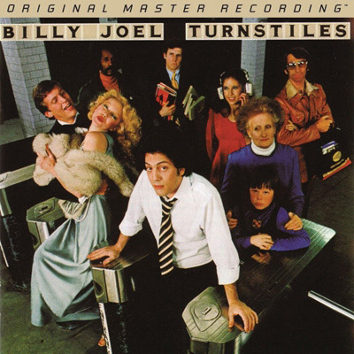 Billy Joel: Turnstiles