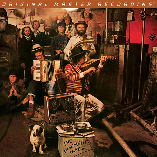 Bob Dylan and The Band: The Basement Tapes 180g 2LP