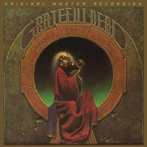 Grateful Dead - Blues for Allah , 2LP 45rpm