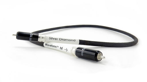 Tellurium Q Silver Diamond Waveform™ hf digitaalikaapeli