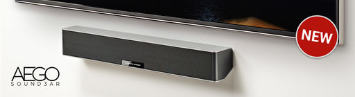 Acoustic Energy Aego3 Soundbar