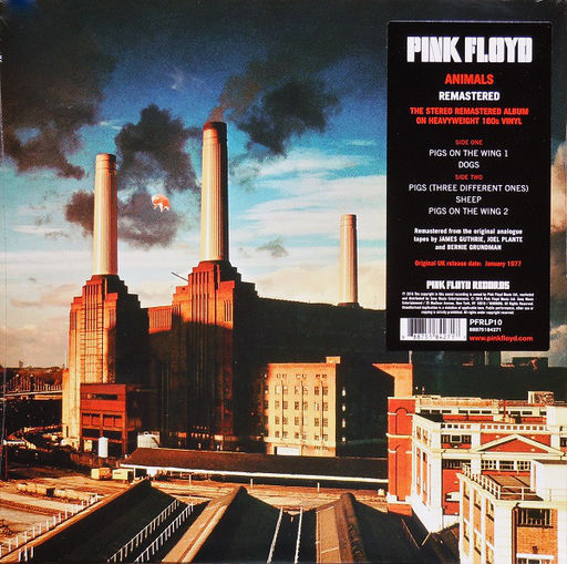 Pink Floyd: Animals