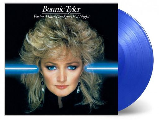 Bonnie Tyler : Faster that a speed of Night